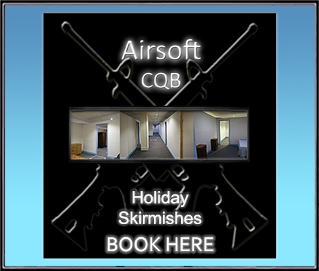 airsoft holiday skirmish Booking