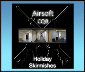 Airsoft holiday skirmish